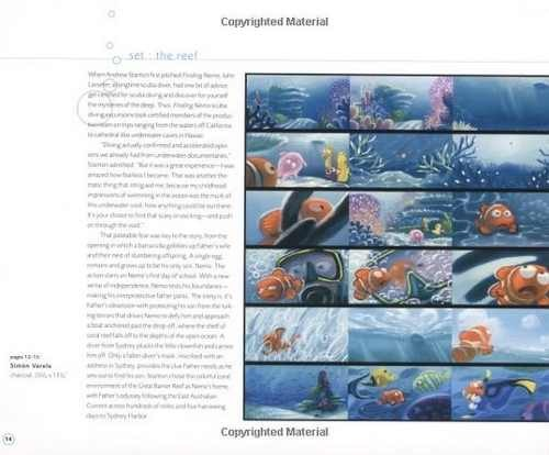 Libro: The Art of Finding Nemo (Disney - Pixar) - comprar online