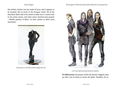 Libro: Divergent Official Illustrated Movie Companion (Divergent Series) - Vanguardia Libros