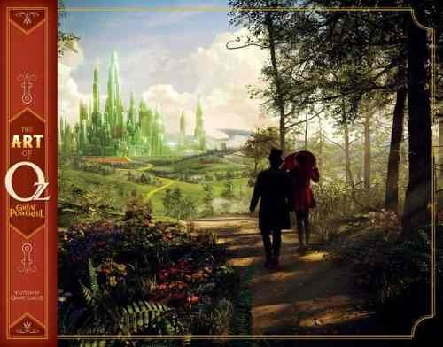 Libro: The Art of Oz The Great and Powerful