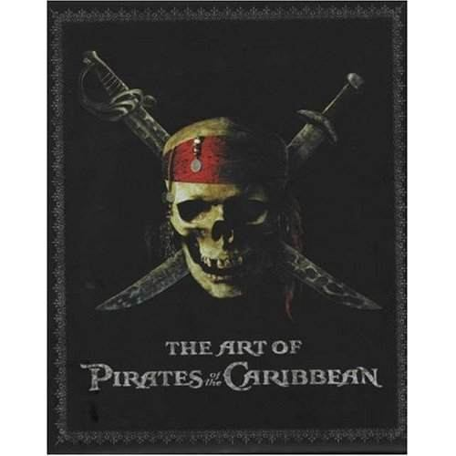 Libro: The Art of the Pirates of the Caribbean