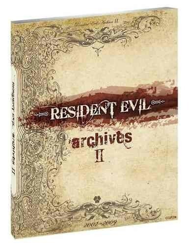 Libro: Resident Evil Archives II