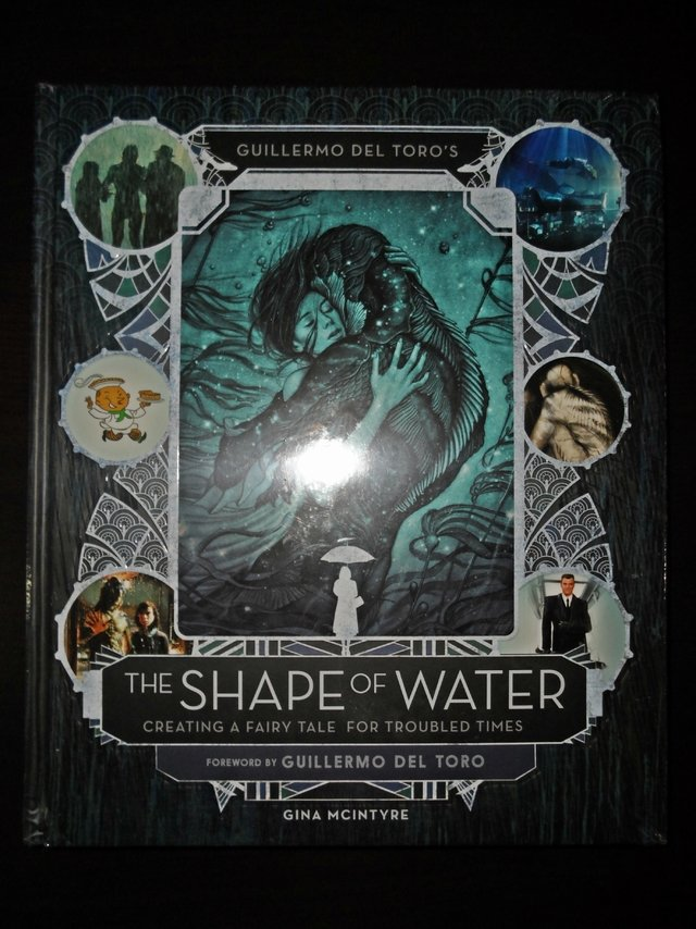 Libro de saldo: Guillermo del Toro's The Shape of Water - Creating a Fairy Tale for Troubled Times en internet