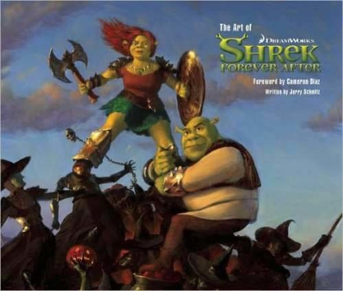 Libro: The Art Of Shrek Forever After (Dreamworks)