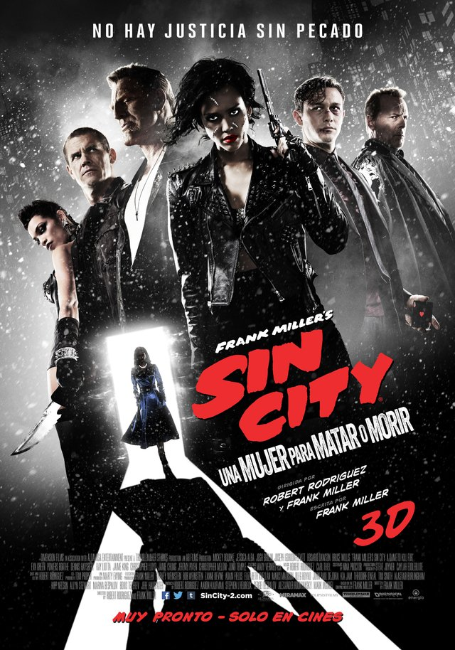 Poster Original Cine Sin City 2
