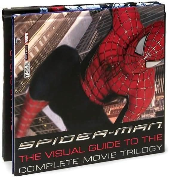 Libro: Spider-man: The Visual Guide to the Complete Movie Trilogy