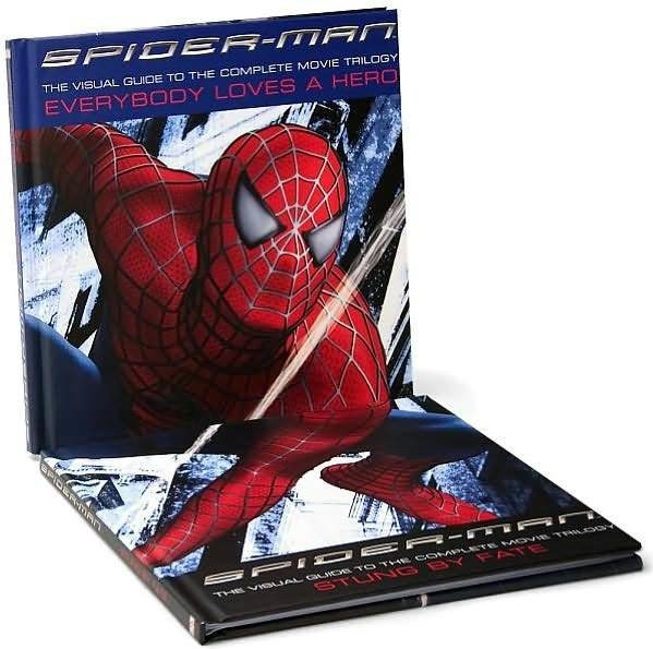 Libro: Spider-man: The Visual Guide to the Complete Movie Trilogy - comprar online