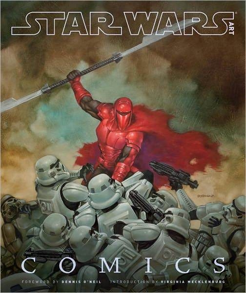 Libro de saldo: Star Wars Art - Comics
