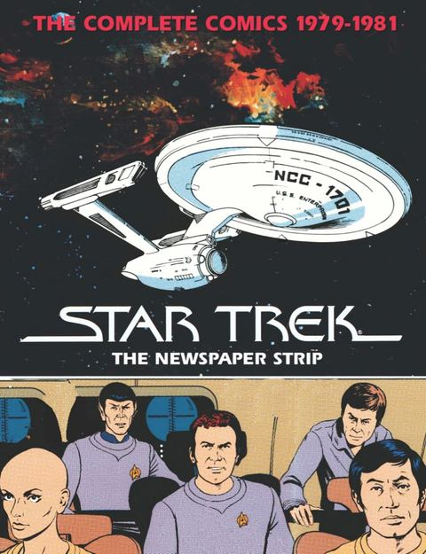 Libro: Star Trek: The Newspaper Strip The Complete Comics 1979 -1981