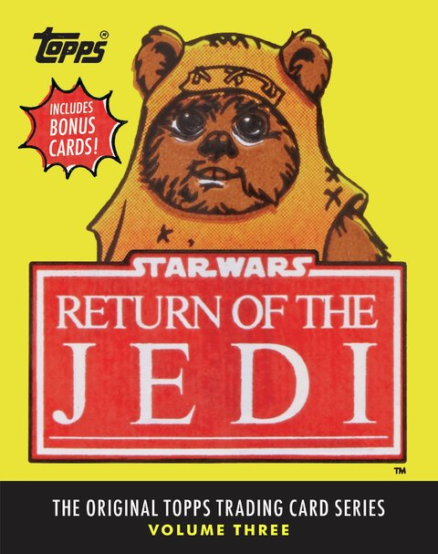 Libro: Star Wars: Return of the Jedi - The Original Topps Trading Card Series, Volume Three (Topps Star Wars) - comprar online