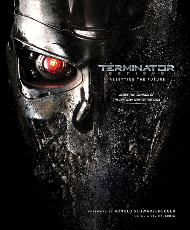 Libro: Terminator Genisys: Resetting the Future