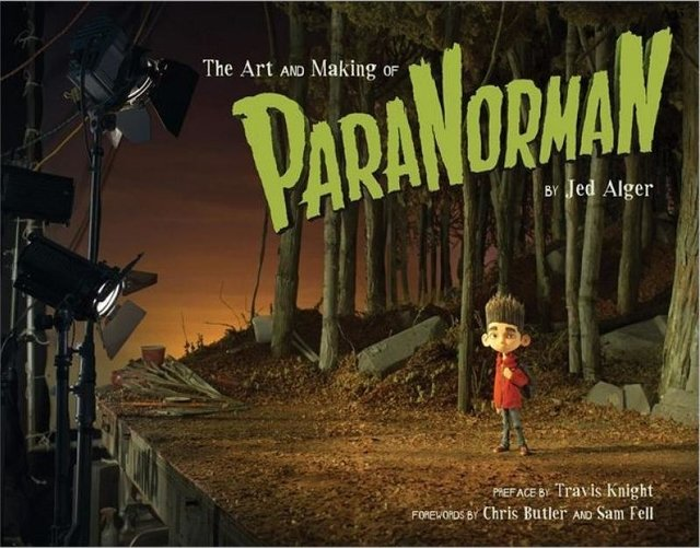 Libro: The Art and Making of ParaNorman