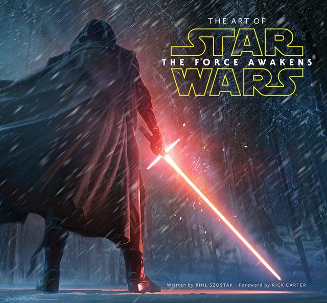 Libro: The Art of Star Wars: The Force Awakens