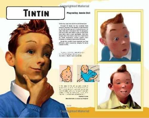 Libro: The Art of the Adventures of Tintin en internet