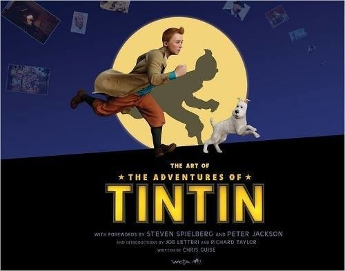 Libro: The Art of the Adventures of Tintin