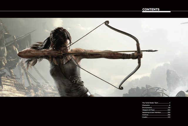 Libro: Tomb Raider: The art of Survival - comprar online