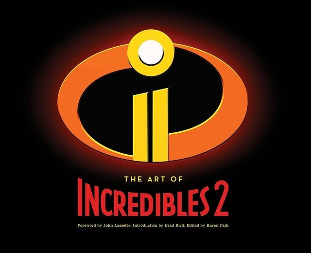 Libro: The Art of Incredibles 2 (Disney -  Pixar)