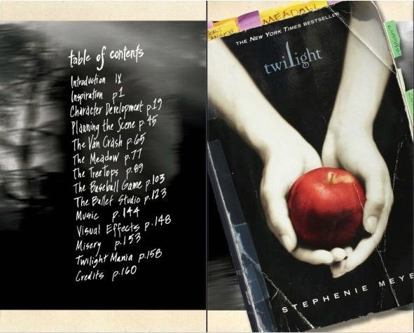 Libro: Twilight: Director's Notebook: The Story of How We Made the Movie Based on the Novel by Stephenie Meyer - comprar online