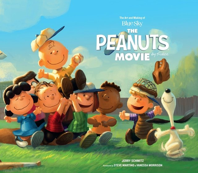 Libro: The Art and Making of The Peanuts Movie