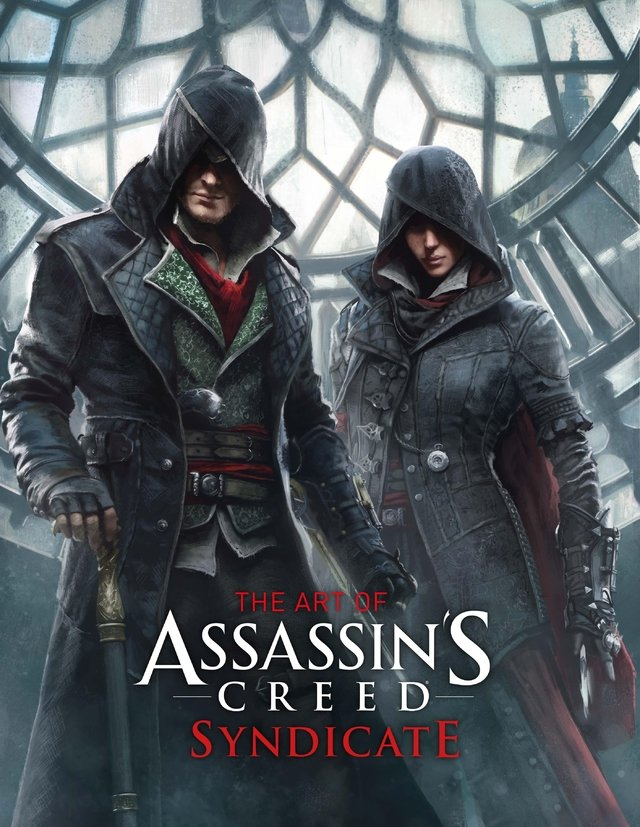 Libro: The Art of Assassin's Creed Syndicate