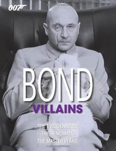 Libro: Bond Villains