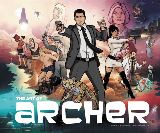 Libro: The Art of Archer