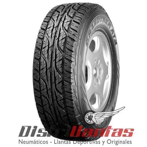 Neumáticos Dunlop 215 75 R15 At3 Pick Up 504, Hilux, Ranger