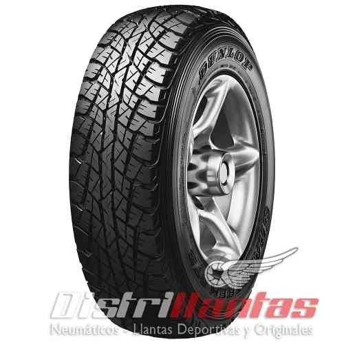 Neumaticos Dunlop 235 70 R16 At2 Ford Ranger, Toyota Hilux