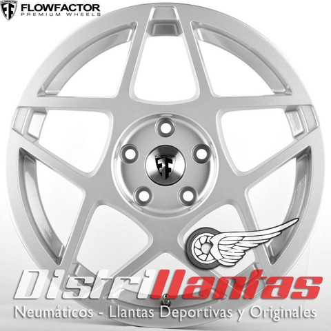 Llanta Aleación Little-rock R17 5x112 Vw Audi Passat Sharan