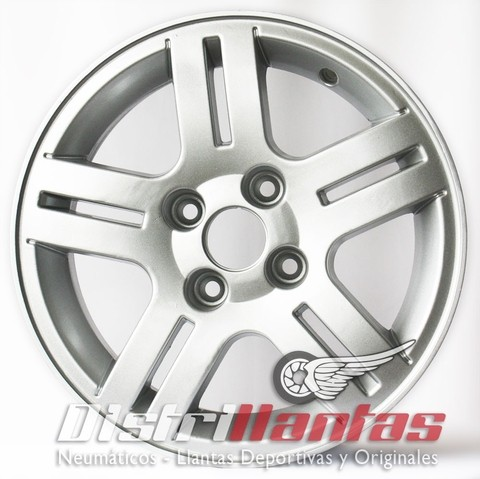 Llanta Aleacion Original Rodado 14 Vw Gol Country Power