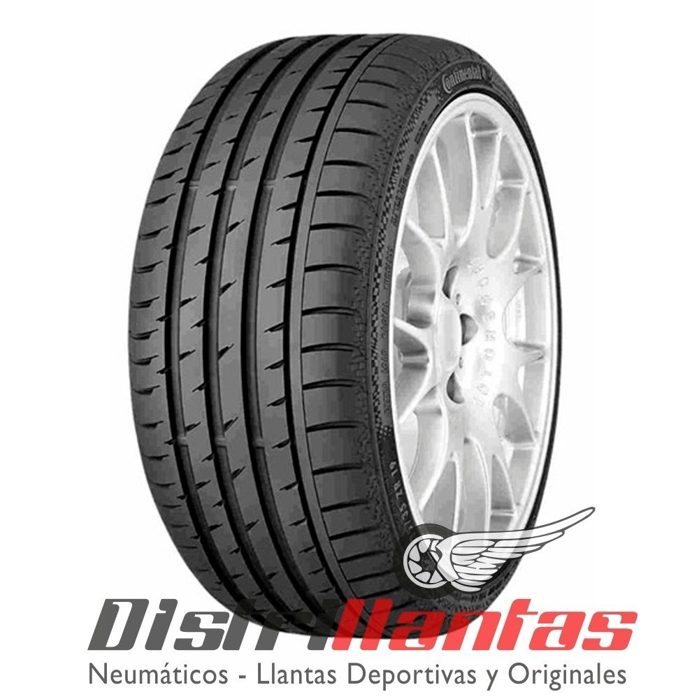 Neumaticos 235/45/17 Continental Sportcontact 3 -run Flat-