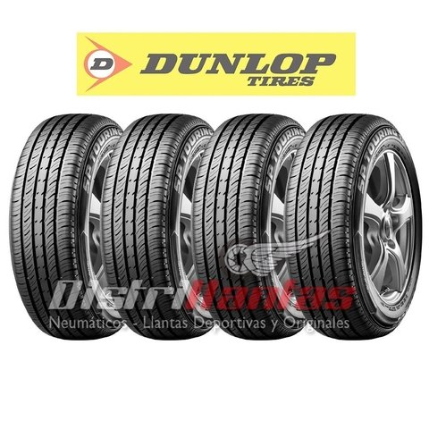 Kit 4 Neumáticos Dunlop 155 70 R12 SP TOURING T1