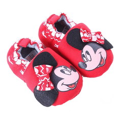 Sapato Baby Divertido Minnie