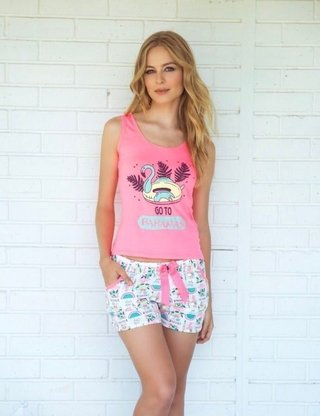 PIJAMAS Ref/211-SHORT GANSO en internet
