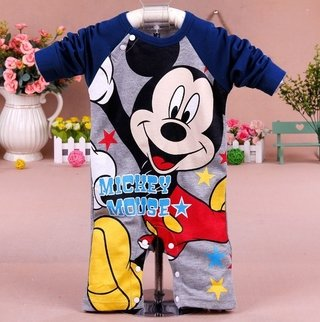 Body Mickey manga longa