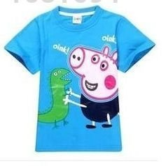 Camiseta George - Peppa Pig