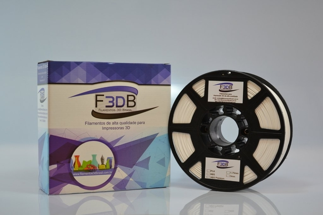 FLEX3DBR FILAMENTO FLEXÍVEL 1,75mm AMOSTRA 50gr
