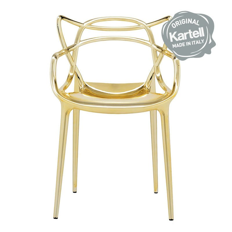 Silla MASTER GOLD - KARTELL | Solicitud a pedido