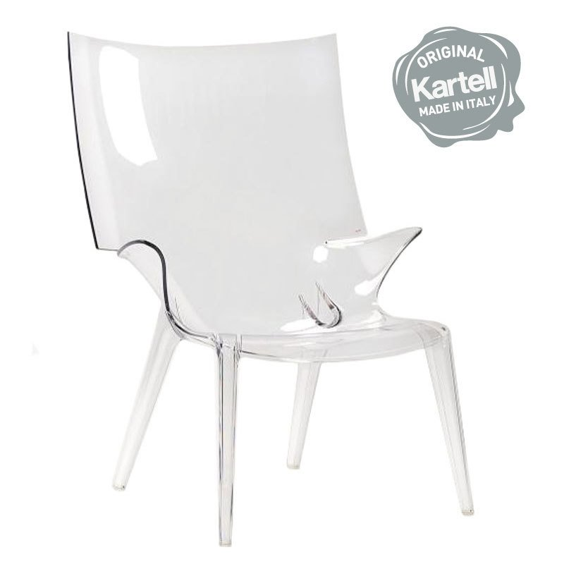 Sillón UNCLE JIM - KARTELL | 25% OFF - Entrega inmediata
