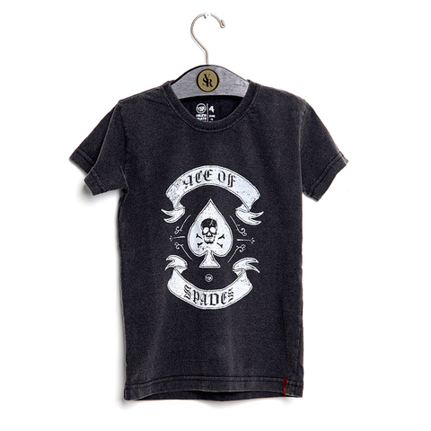 Camiseta VSR Ace Of Spades - Infantil