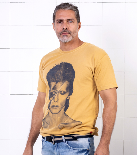 Camiseta VSR David Bowie Aladdin Face