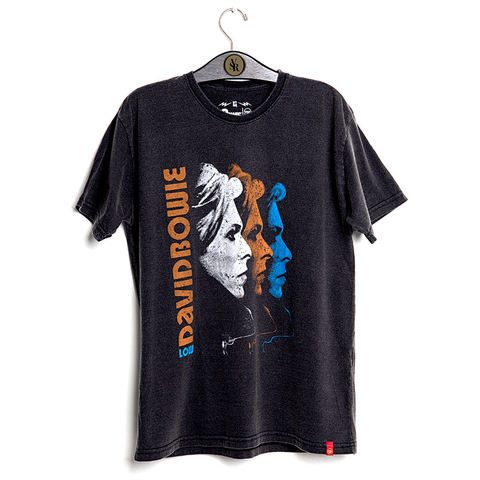 Camiseta VSR David Bowie Low