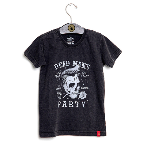 Camiseta VSR Dead Man's Party - Infantil