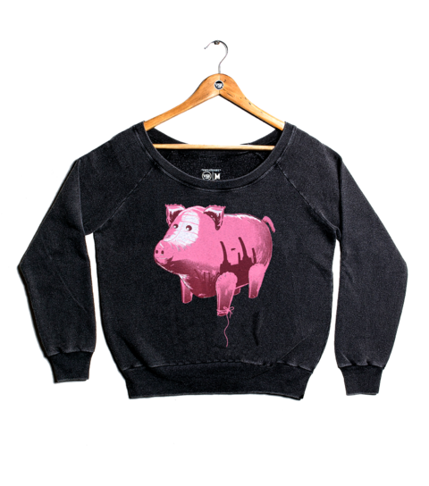 Moletom VSR Flying Pig - Feminino