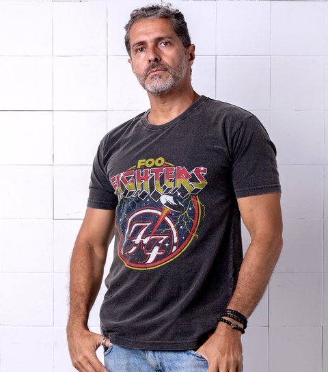 Camiseta VSR Foo Fighters Seal
