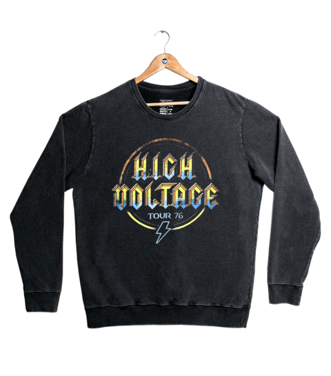 Moletom High Voltage Tour 76
