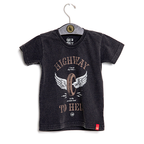 Camiseta VSR Highway To Hell - Infantil