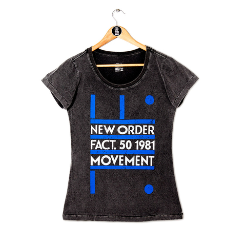 Camiseta VSR Movement - Feminino Slim