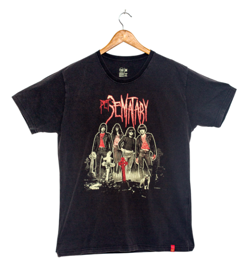 Camiseta VSR Pet Sematary