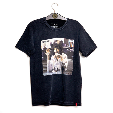 Camiseta VSR Pulp Fiction Mia Wallace