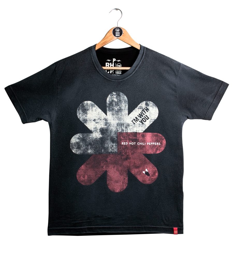 9089b780a8 Camiseta VSR Red Hot Chili Peppers I m With You